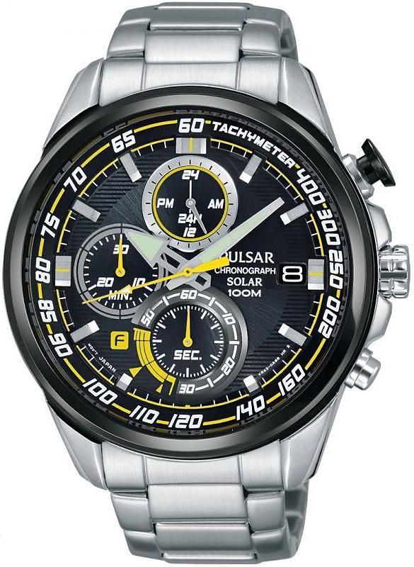 Pulsar PZ6003X1 - zegarek męski