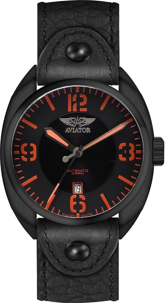 Aviator R.3.08.5.022.4 - zegarek męski