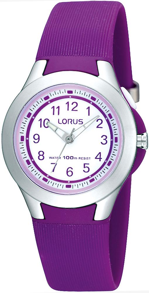 Lorus R2313FX9 - zegarek dla dziewczynki