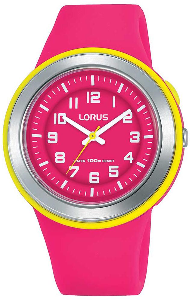Lorus R2313MX9 - zegarek dla dziewczynki