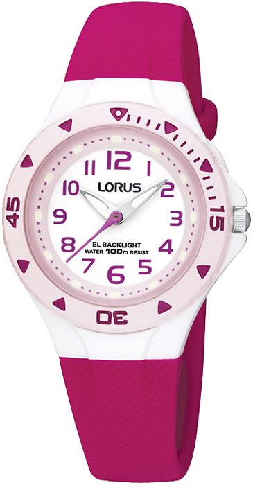 Lorus R2339DX9 - zegarek dla dziewczynki