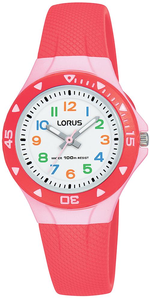 Lorus R2355MX9 - zegarek dla dziewczynki