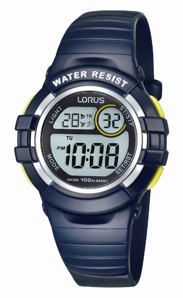 Lorus R2381HX9 - zegarek dla chłopca