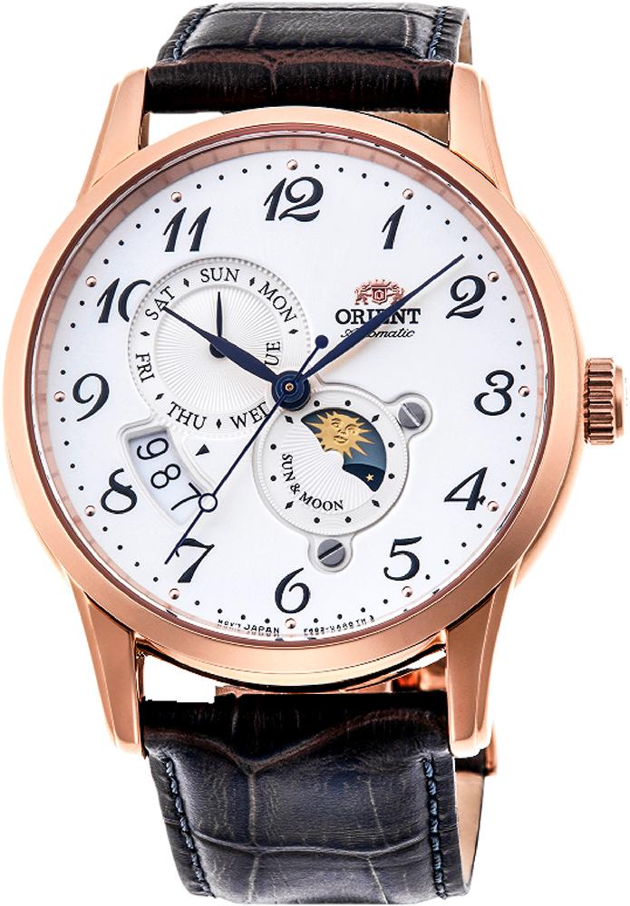 Orient RA-AK0001S10B - zegarek męski