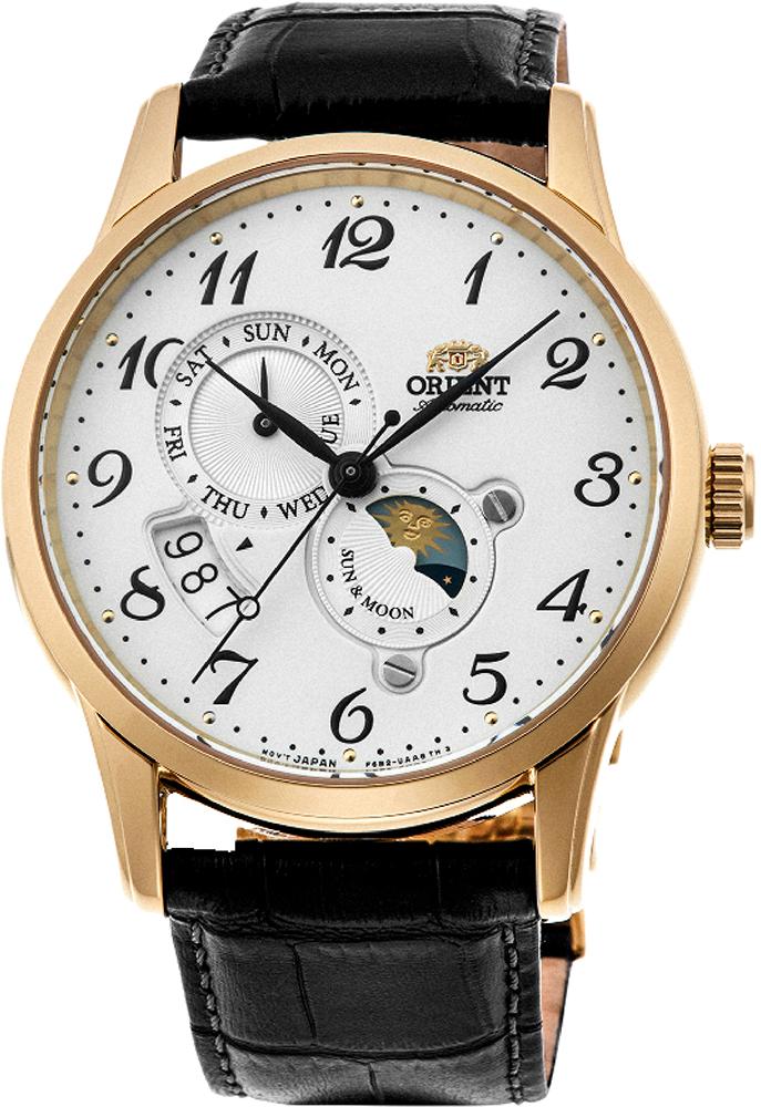 Orient RA-AK0002S10B - zegarek męski