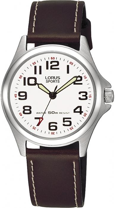 Lorus RRS51LX9 - zegarek dla chłopca
