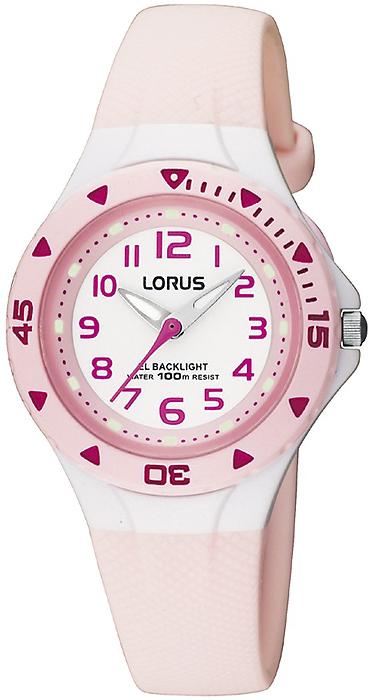 Lorus RRX49CX9 - zegarek dla dziewczynki