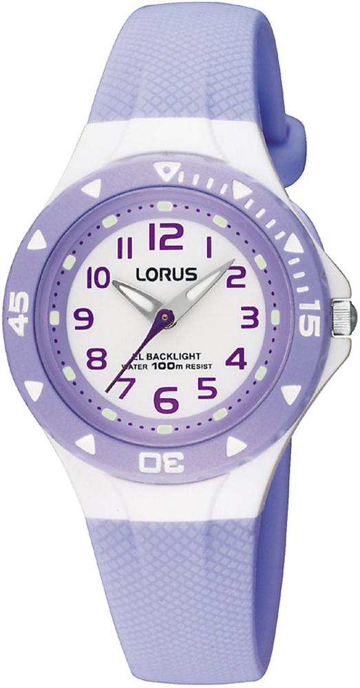 Lorus RRX51CX9 - zegarek dla dziewczynki