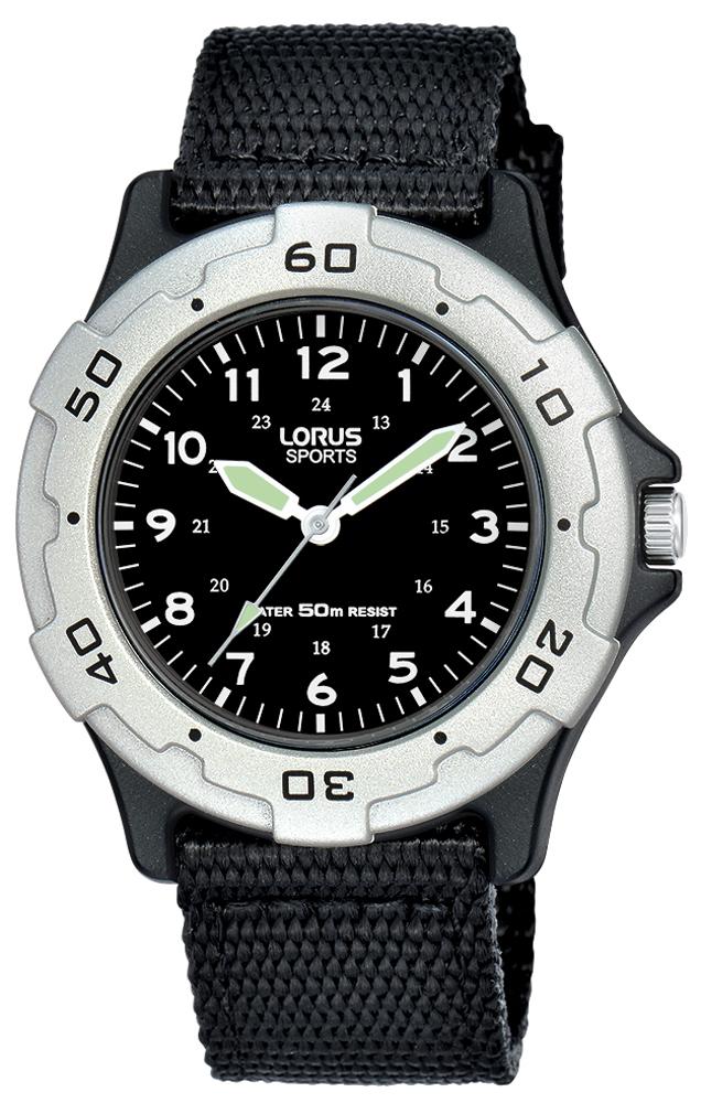 Lorus RRX87FX9 - zegarek dla chłopca