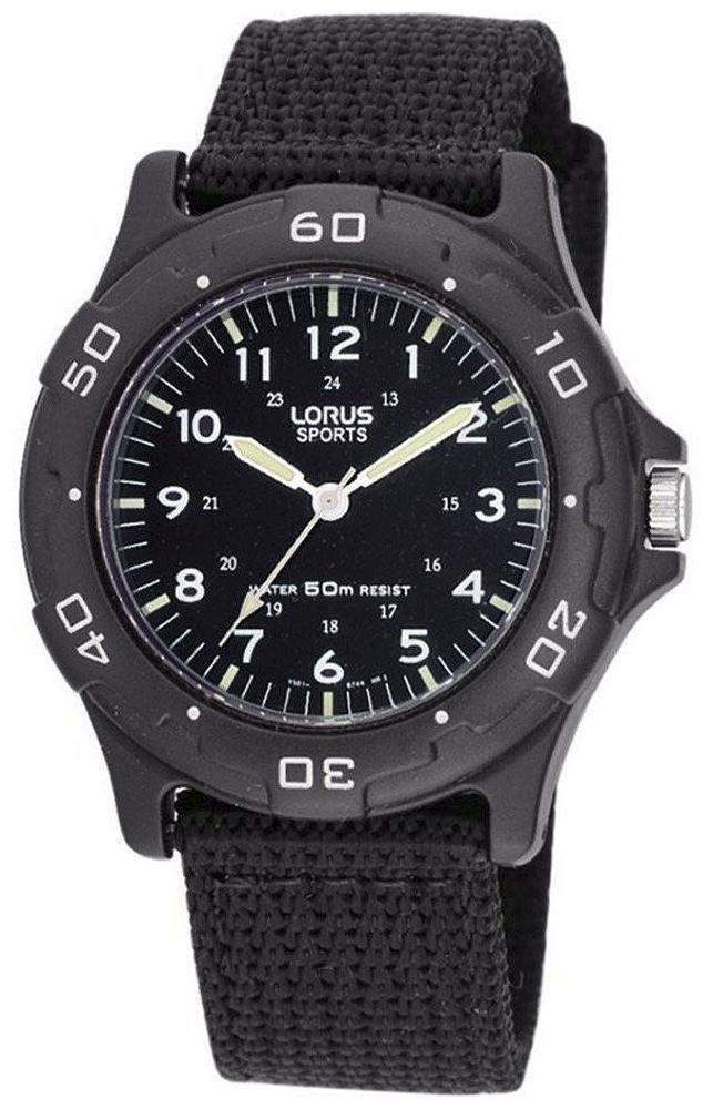 Lorus RRX89FX9 - zegarek dla chłopca