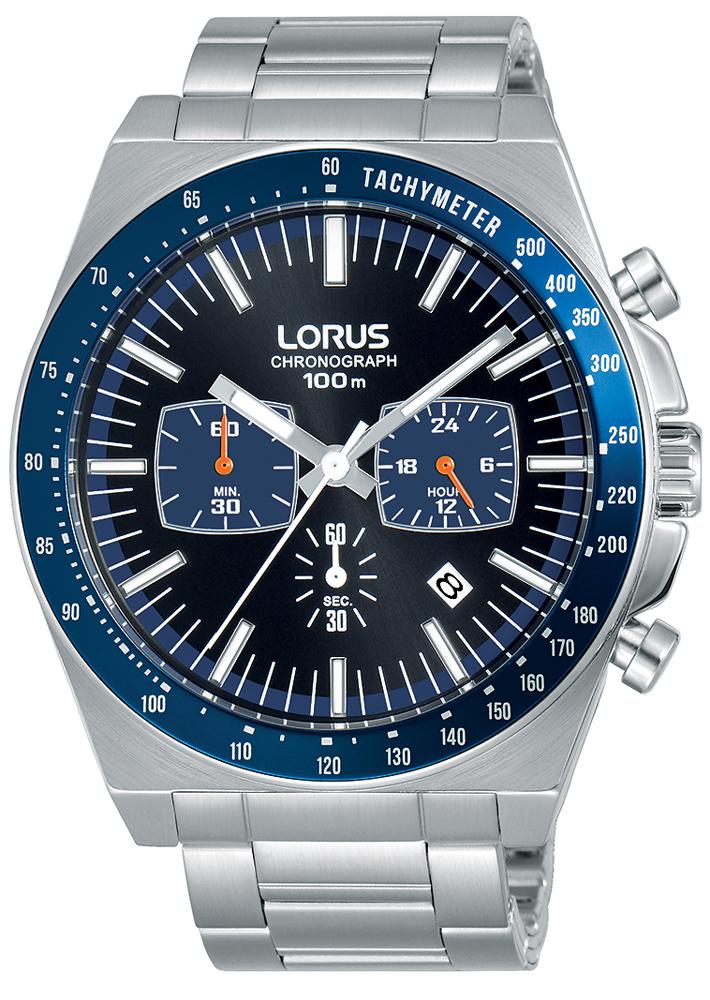 Lorus RT347GX9 - zegarek męski