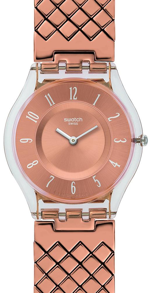 Swatch SFE110GA - zegarek damski