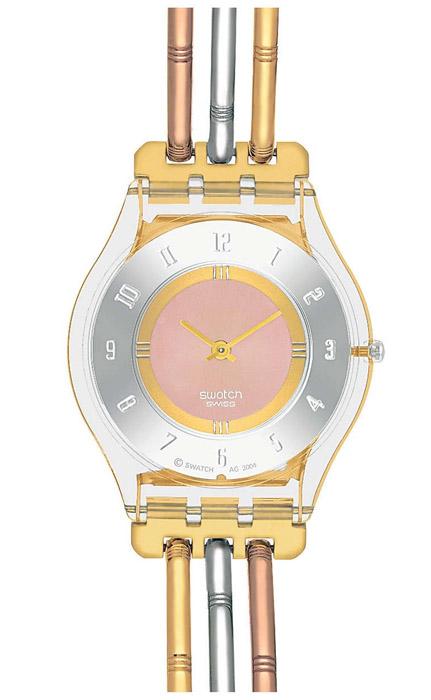 Swatch SFK240B - zegarek damski
