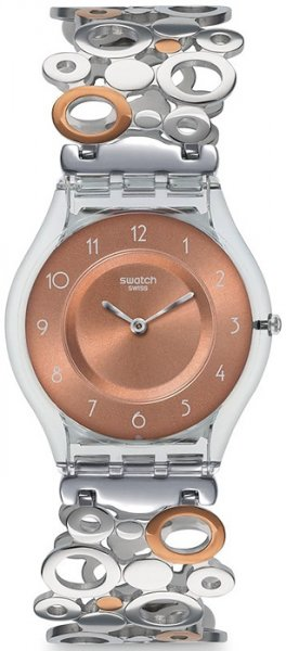 Swatch SFK395HB - zegarek damski
