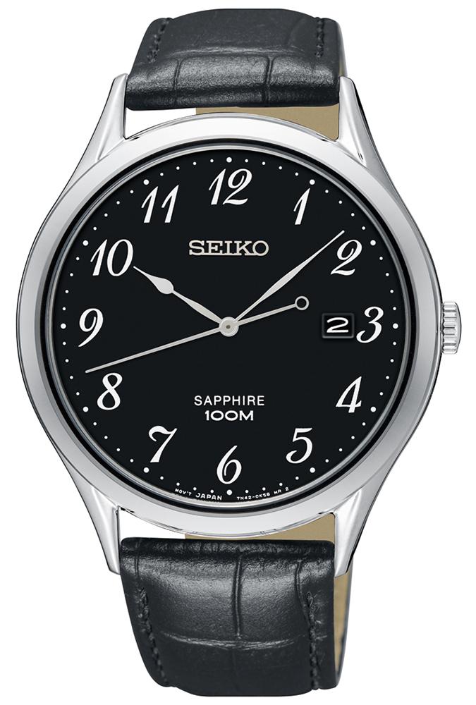 Seiko SGEH77P1 - zegarek męski