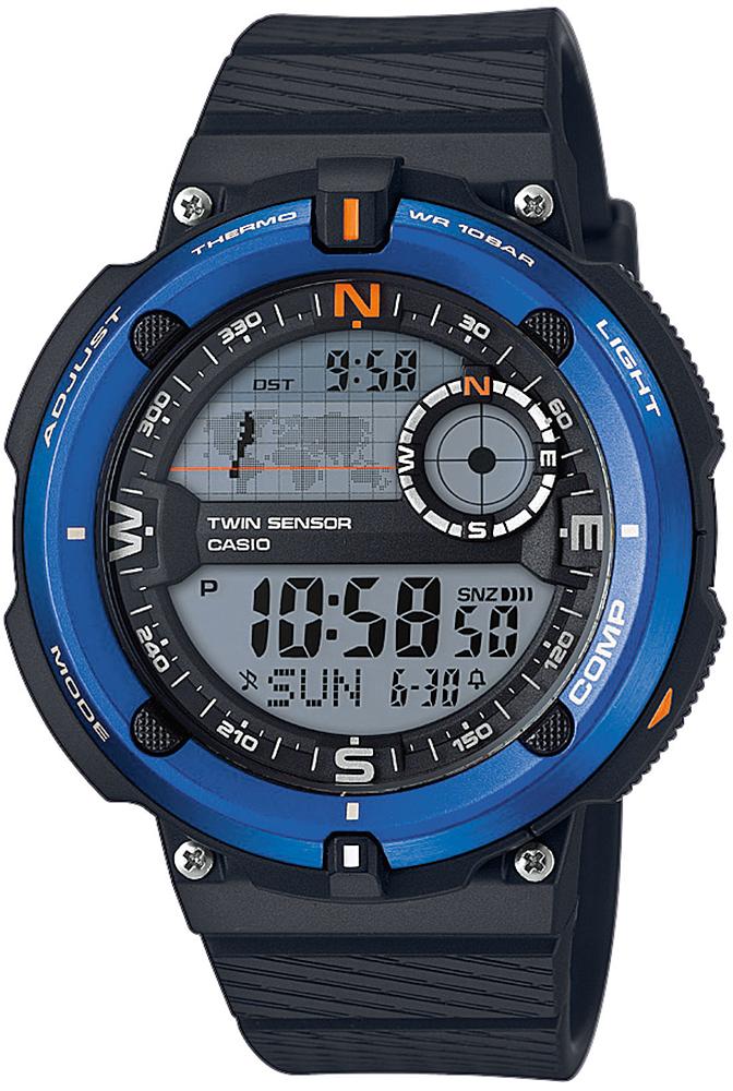 ProTrek SGW-600H-2AER - zegarek męski