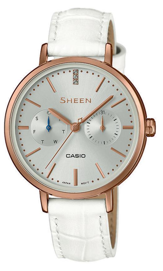 Sheen SHE-3054PGL-7AUER - zegarek damski