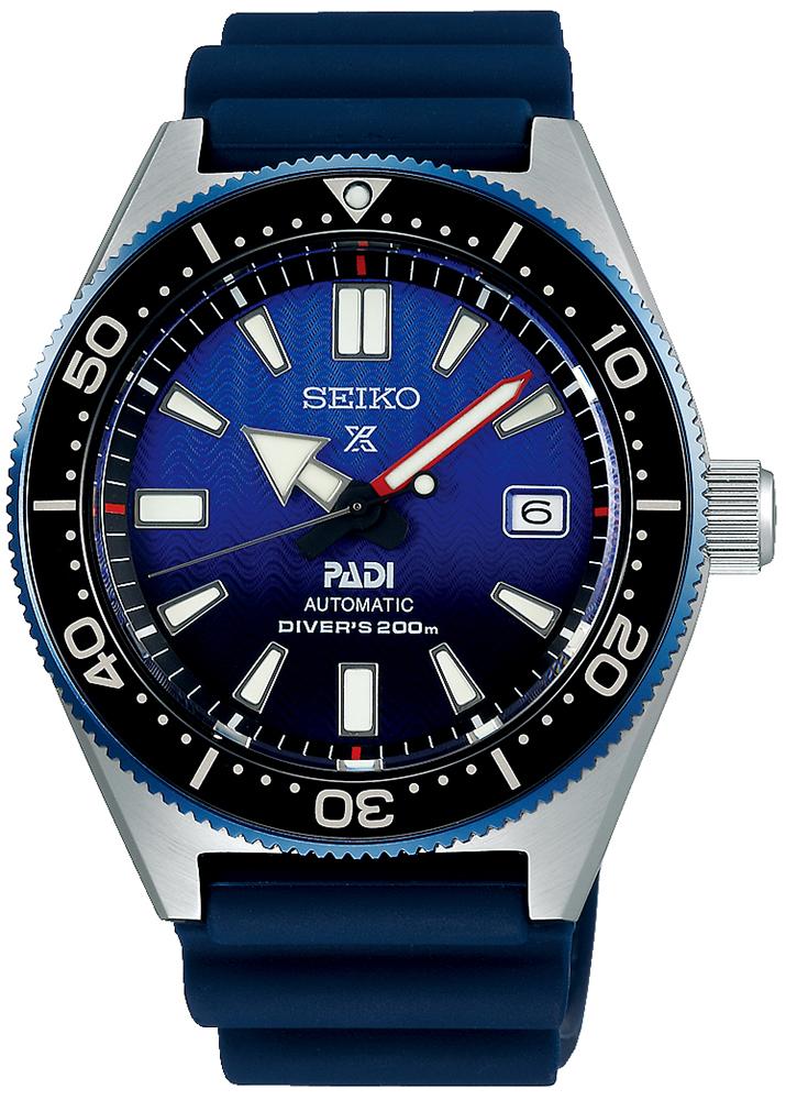 Seiko SPB071J1 - zegarek męski