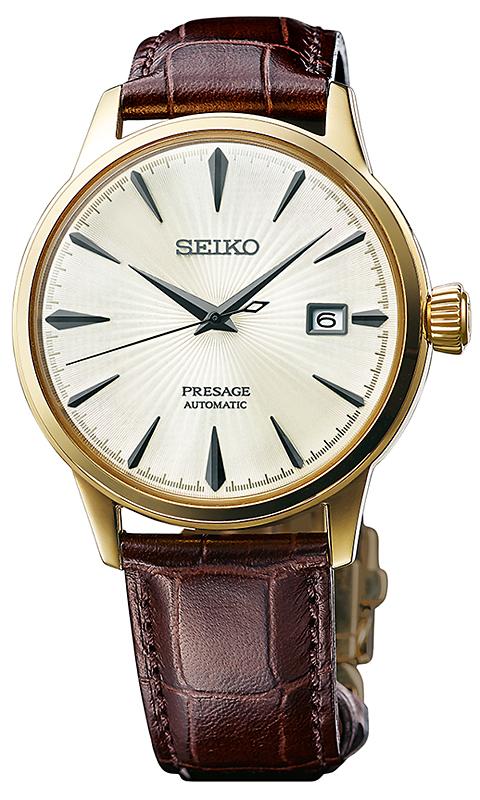Seiko SRPB44J1 - zegarek męski