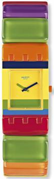 Zegarek dla dziewczynki Swatch SUBJ101B