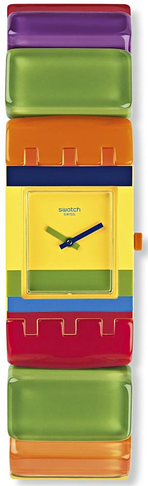 Swatch SUBJ101B - zegarek dla dziewczynki