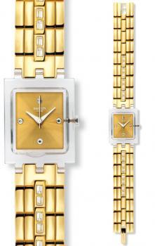 Swatch SUBK151G - zegarek damski