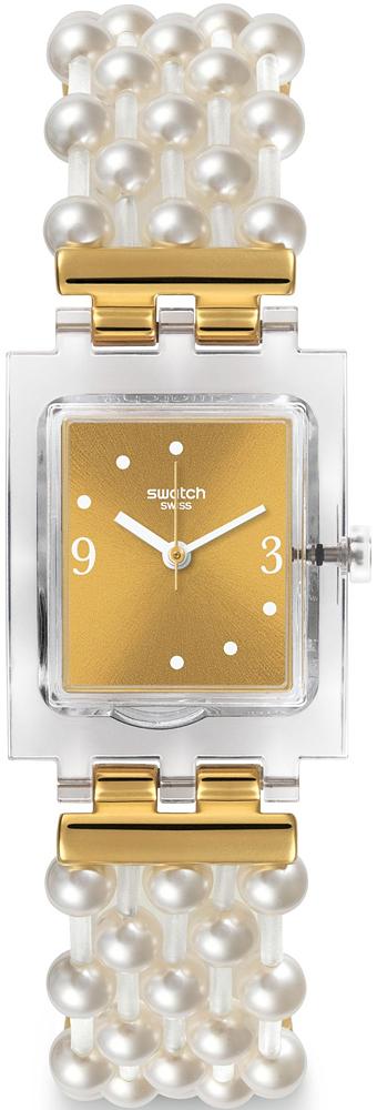 Swatch SUBK155G - zegarek damski