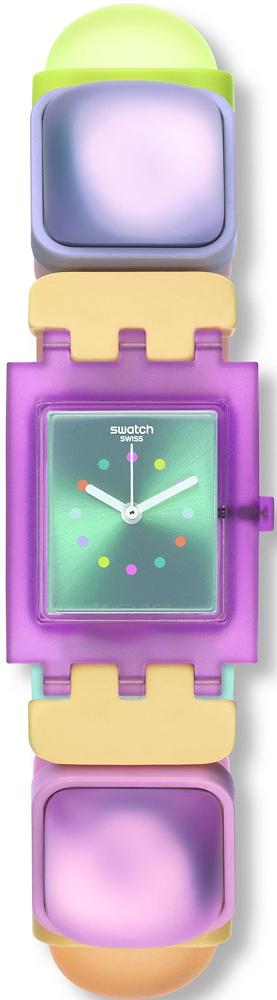 Swatch SUBP106B - zegarek damski