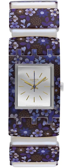 Swatch SUBW112B - zegarek damski