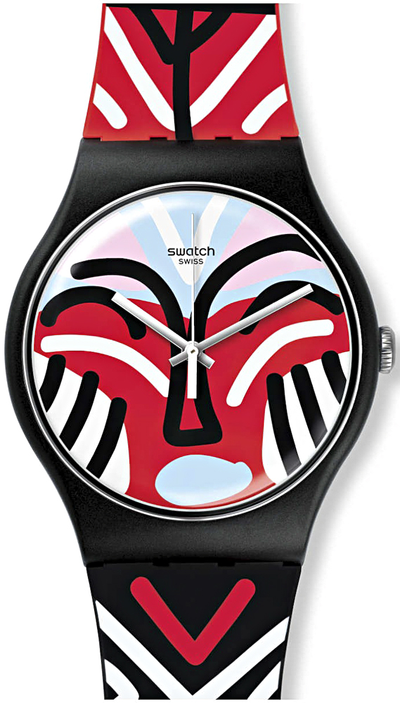Swatch SUOB127 - zegarek męski