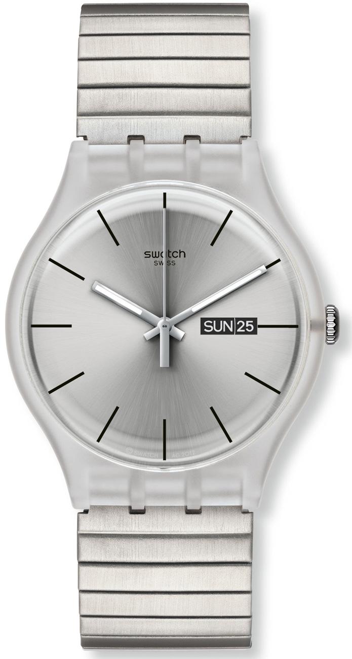 Swatch SUOK700B - zegarek damski