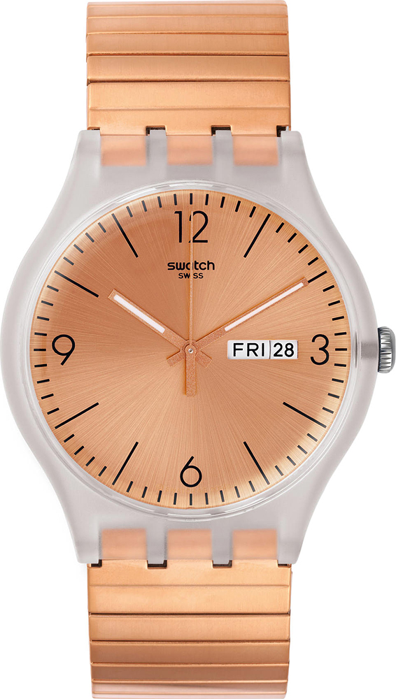 Swatch SUOK707A - zegarek damski