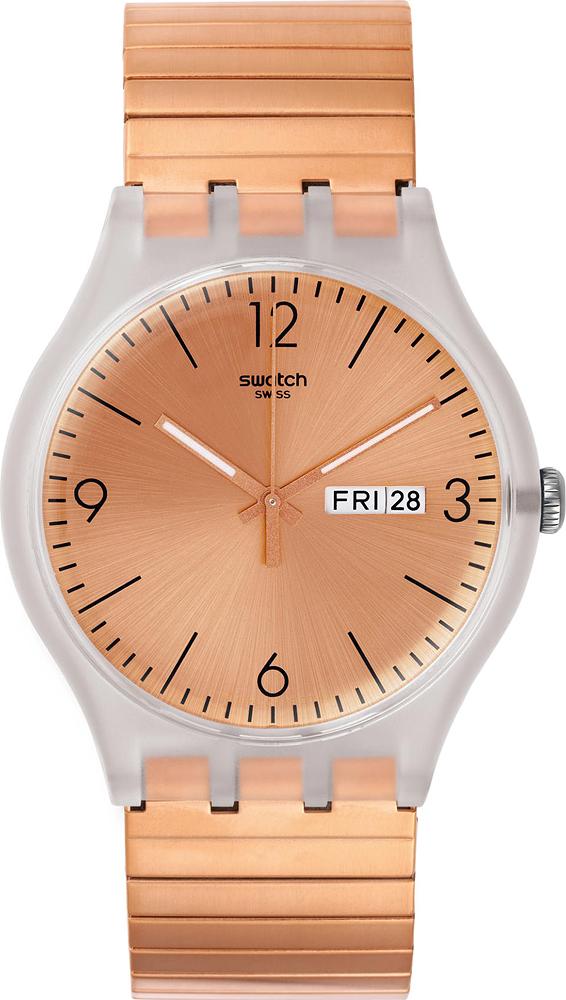 Swatch SUOK707B - zegarek damski