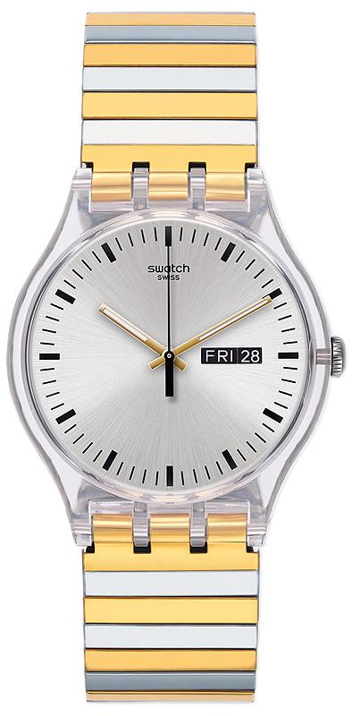 Swatch SUOK708B - zegarek damski
