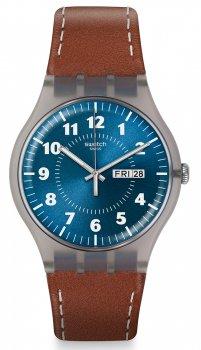 Zegarek zegarek męski Swatch SUOK709