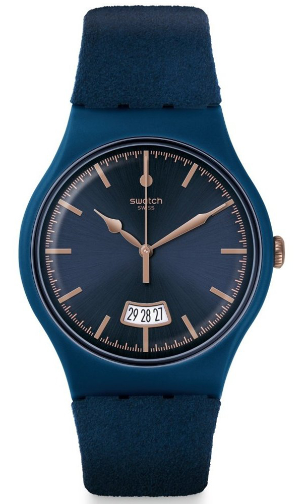 Swatch SUON400 - zegarek damski