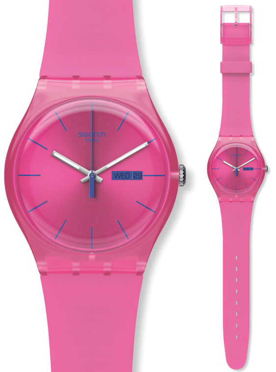 Swatch SUOP700 - zegarek damski