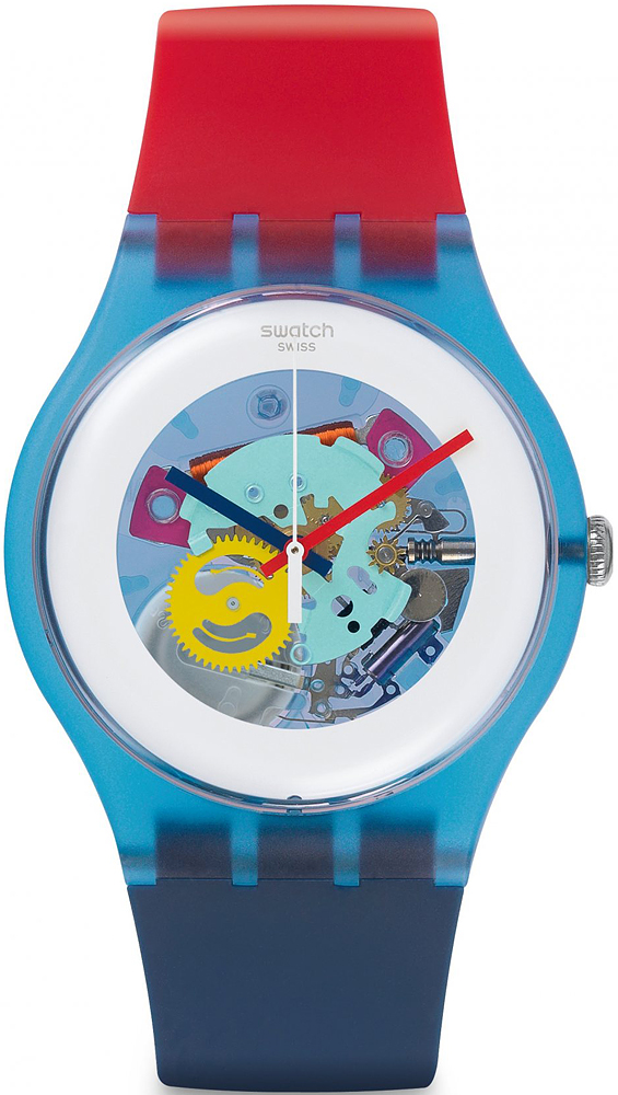 Swatch SUOS101 - zegarek męski
