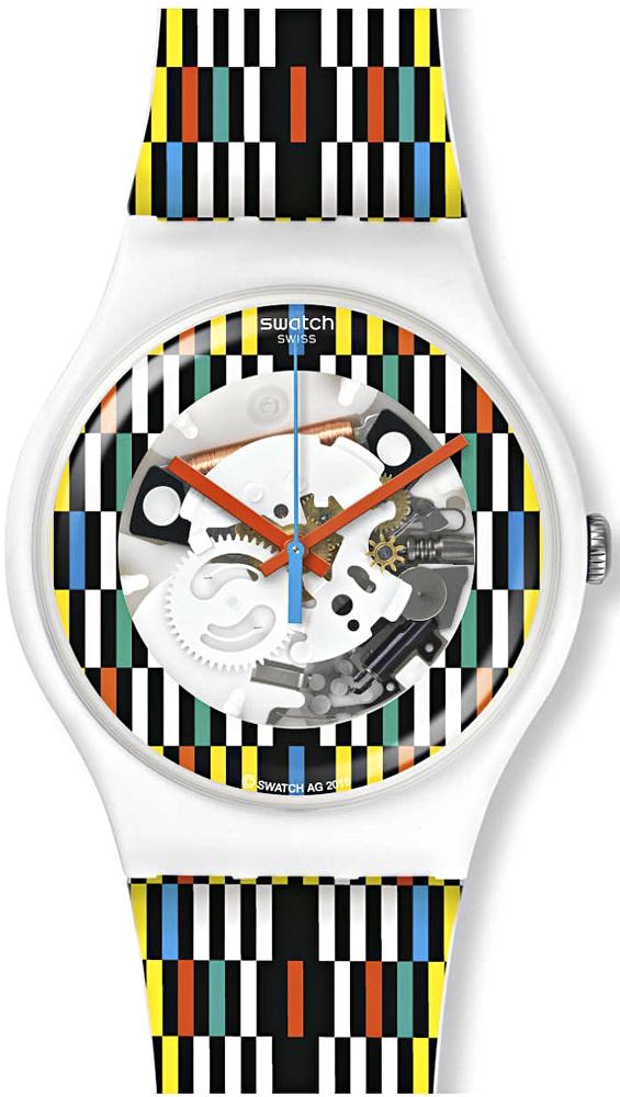 Swatch SUOW120 - zegarek damski
