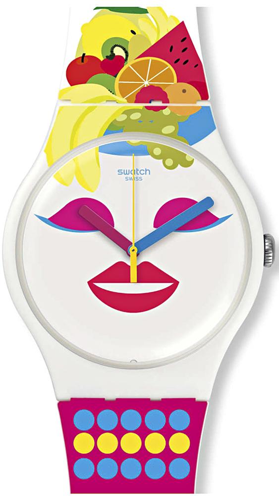 Swatch SUOW121 - zegarek damski