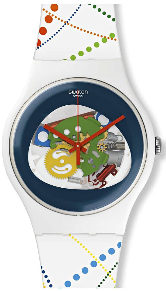 Swatch SUOW128 - zegarek męski