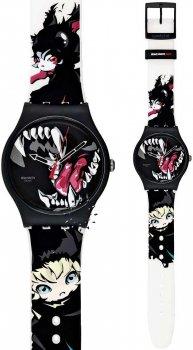 Zegarek damski Swatch SUOZ112
