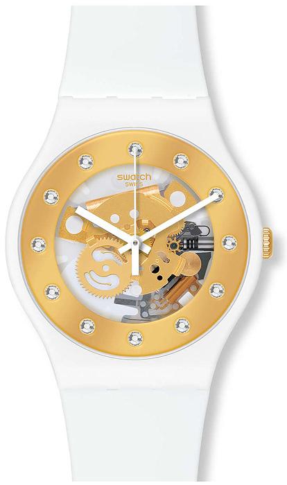 Swatch SUOZ148 - zegarek damski