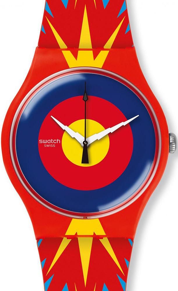 Swatch SUOZ220 - zegarek męski