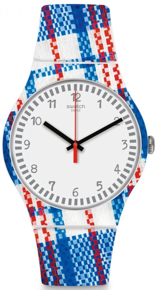 Swatch SUOZ258C - zegarek damski