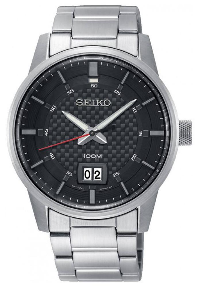 Seiko SUR269P1 - zegarek męski