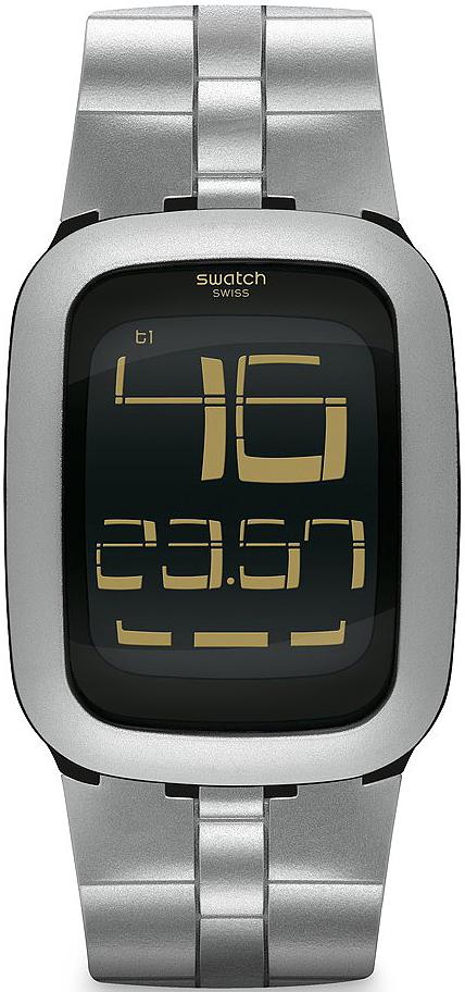Swatch SURM100 - zegarek męski