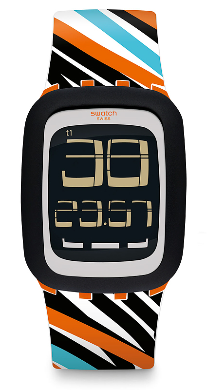 Swatch SURO102 - zegarek damski