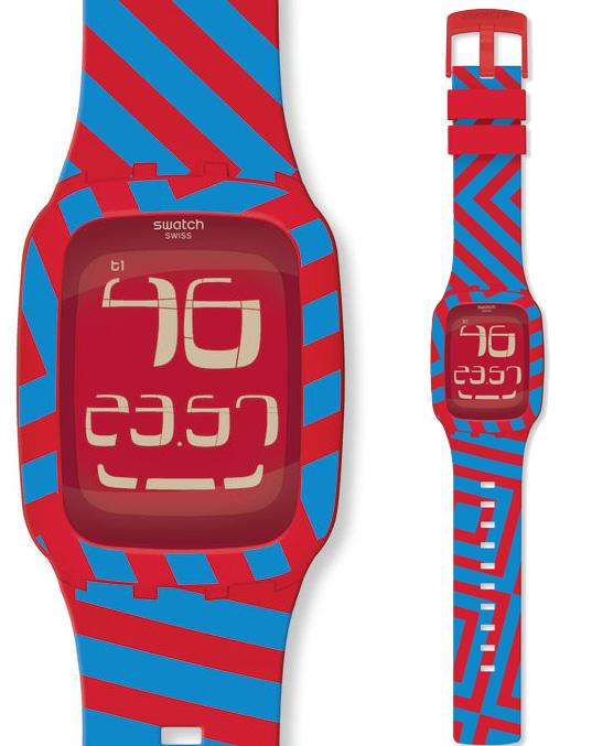 Swatch SURR103 - zegarek męski