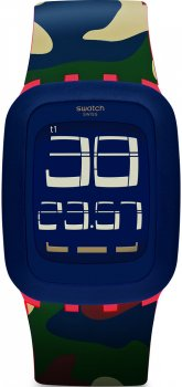 Swatch SURR104 - zegarek męski